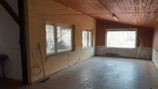 Bautagebuch Sanierung altes Clubheim