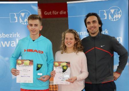 Gersthofer Nachwuchs siegt bei schwäbischen Meisterschaften in Memmingen