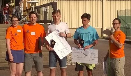 Max gewinnt Neunkirchen Brand